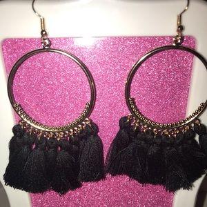 Gorgeous Tassel earrings